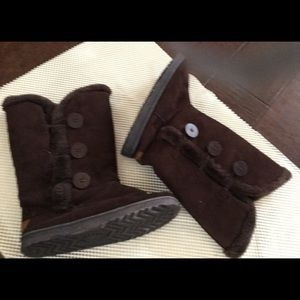 Cold Weather soft Booties